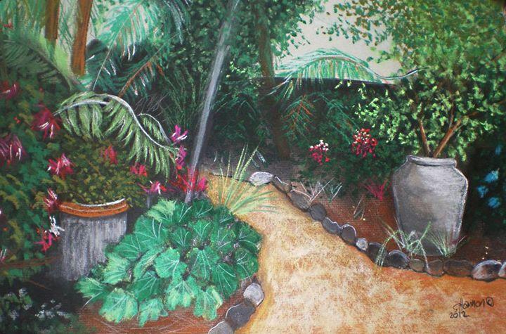 Garden Path - Shannon Gerdauskas