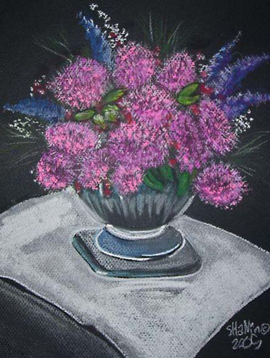 Flowers in a Vase - Shannon Gerdauskas