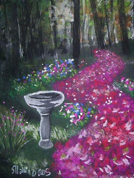Fountain in the Woods - Shannon Gerdauskas
