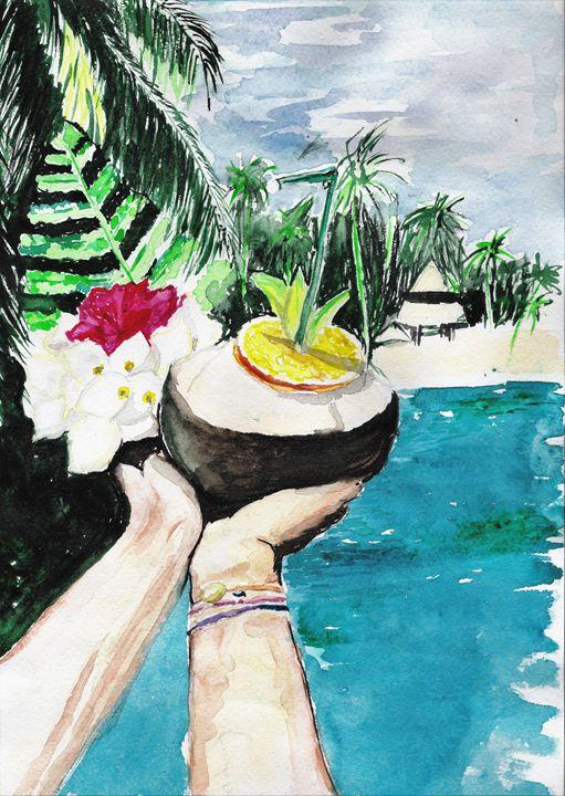 Paradise - TattyArty
