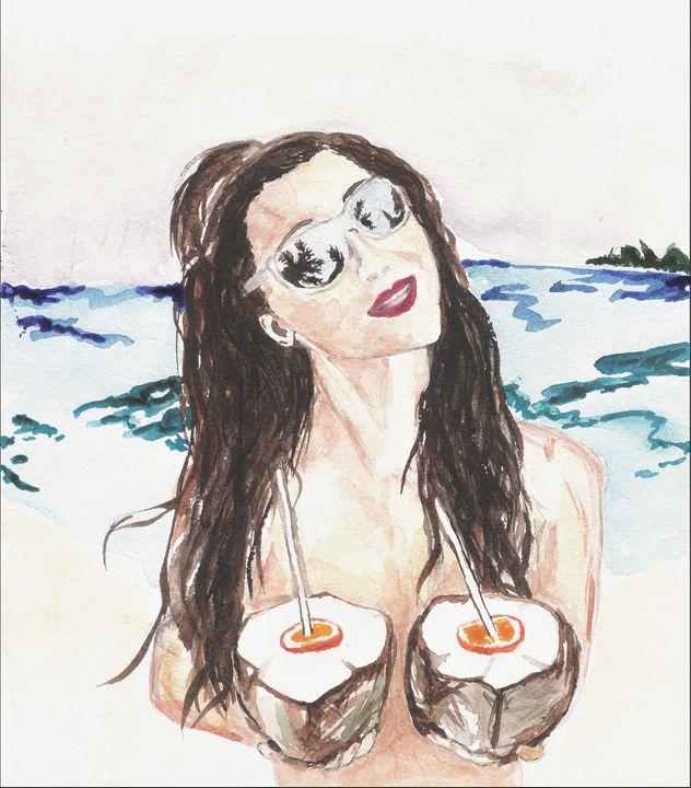 Coconuts - TattyArty