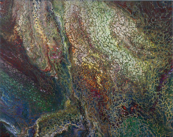 Agate Beach - Creative Saint Keith Neil's Art Gallery