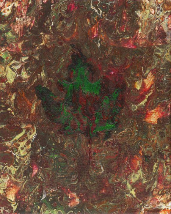 Autumn Flame - Creative Saint Keith Neil's Art Gallery