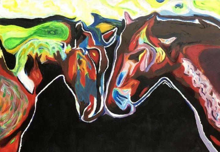 Horses - Sanja Jancic