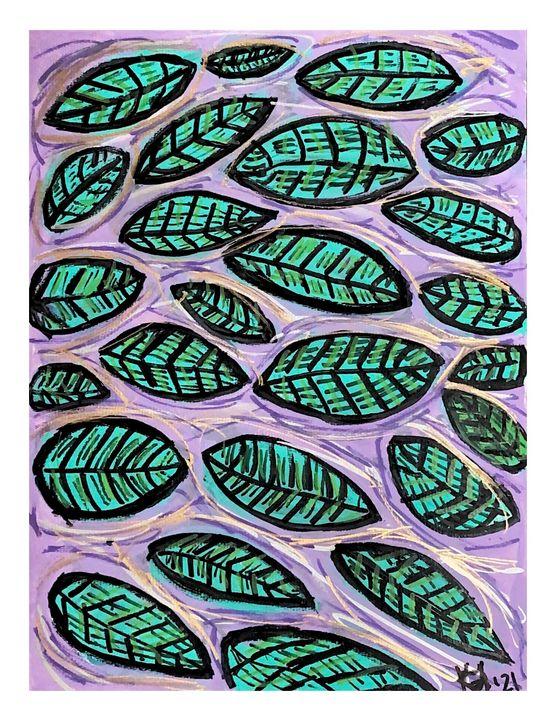 Leaf Brigade - Kellie Forrest