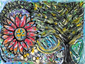 A Flower in the Forest - Kellie Forrest