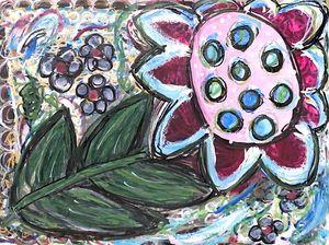 Flower Power - Kellie Forrest