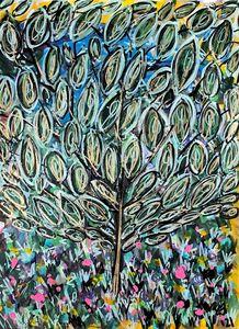 Black Birch Tree - Kellie Forrest