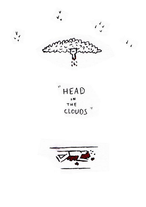HEAD IN THE CLOUDS - Kyuri