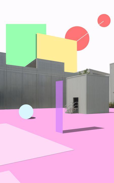 Geometrical World - Kyuri