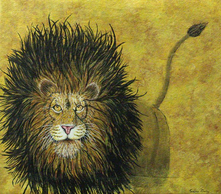Lion - Casey Tabor