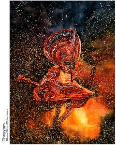 Theyyam Kerala Art form