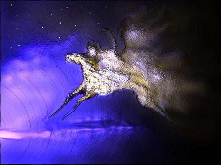 Horse Rider - Martin Vincent