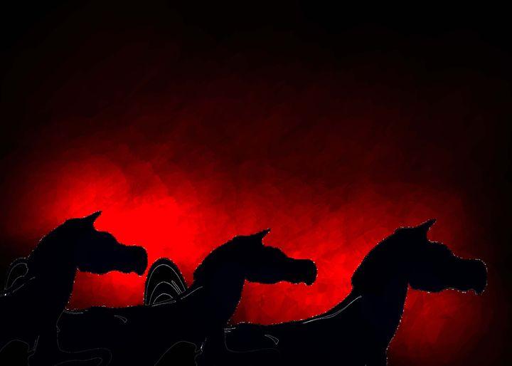 Riders - Martin Vincent