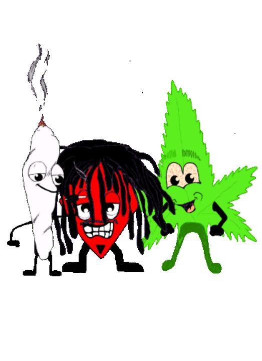 Smoking Friends - Ninjanull