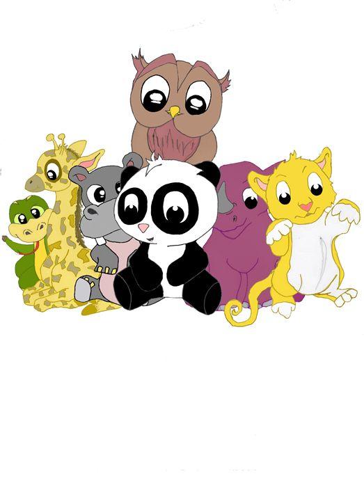 zoo Animals - Ninjanull
