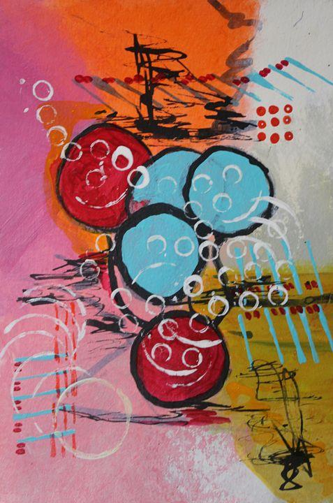 Friends - Al Burton Art