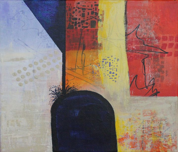 Overflowing - Al Burton Art