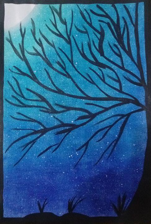 Nature Blue - Swathi