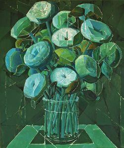 Green Still-Life