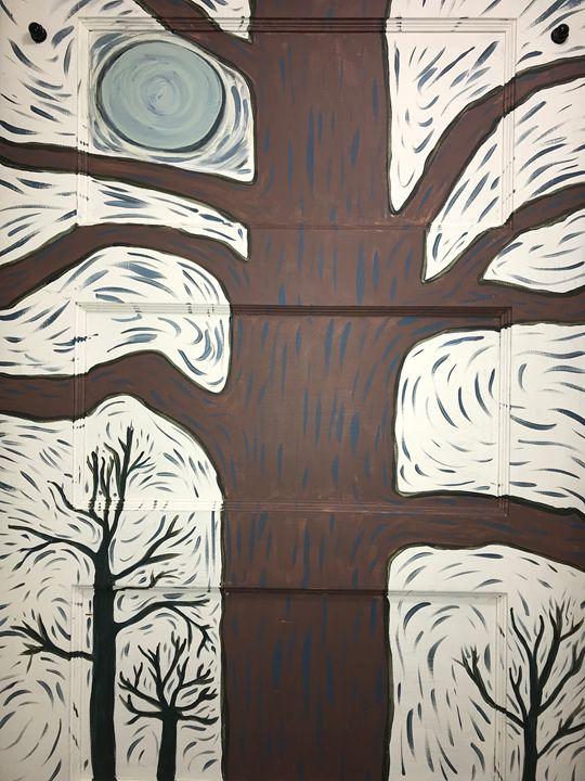 Trees - George Anastos