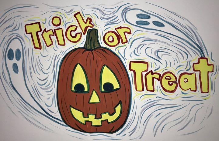 Halloween - George Anastos