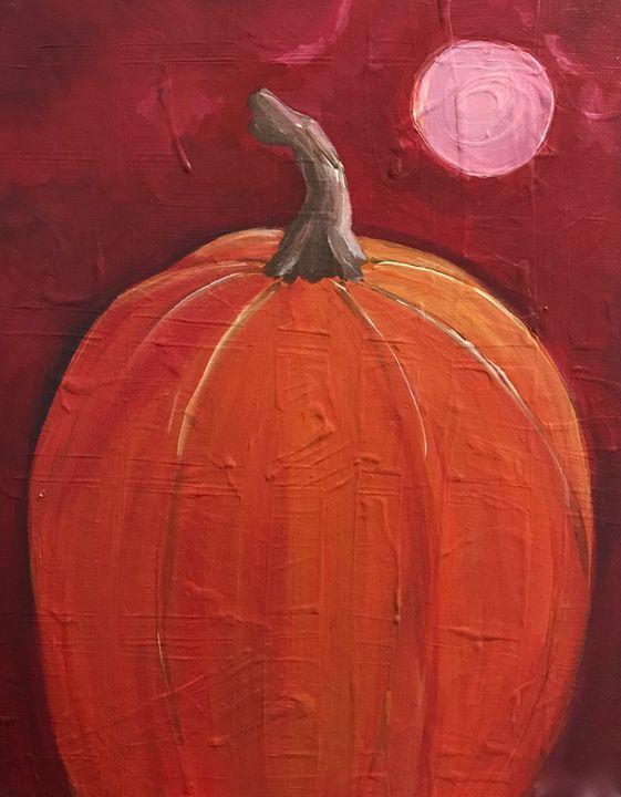 Midnight Pumpkin - George Anastos
