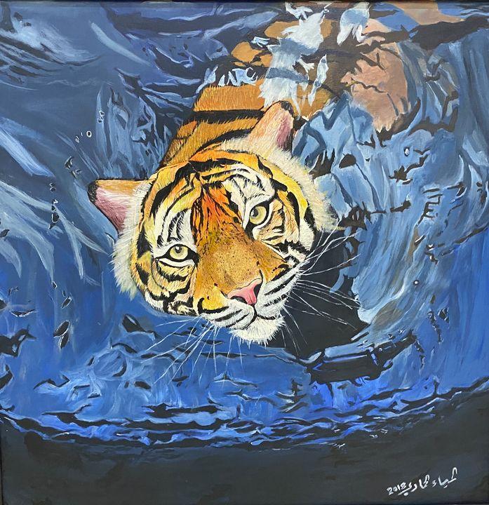 Tiger - Lvmya