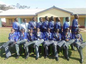 High School Geniuses - Courage Sachikonye
