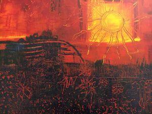 SQUARE SUN - ECART