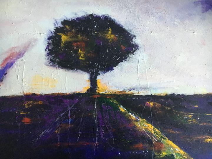 PURPLE TREE - ECART