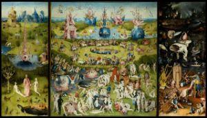 Hieronymus Bosch 1500 The Garden of - TOPART GALLERY