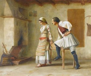 Theodoros Ralli Flirtation