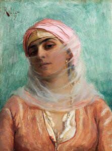 Theodoros Ralli Jeune Ottomane (1879