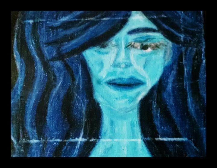 Blue Lady - Momartist