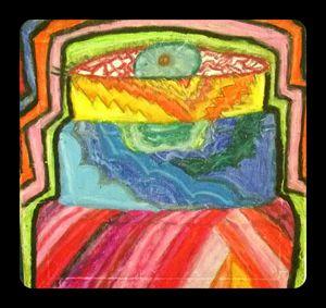 Psychadelic Cake