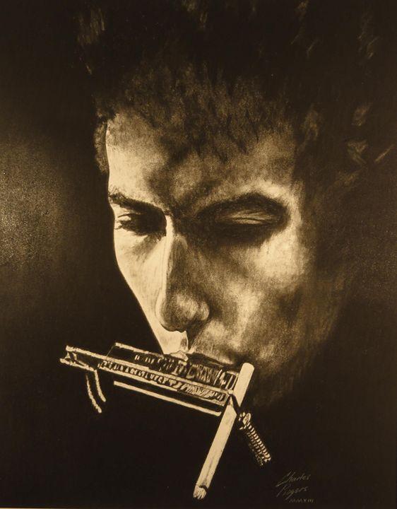 Bob Dylan 1965 - Native Texan Artistry/Charles Rogers