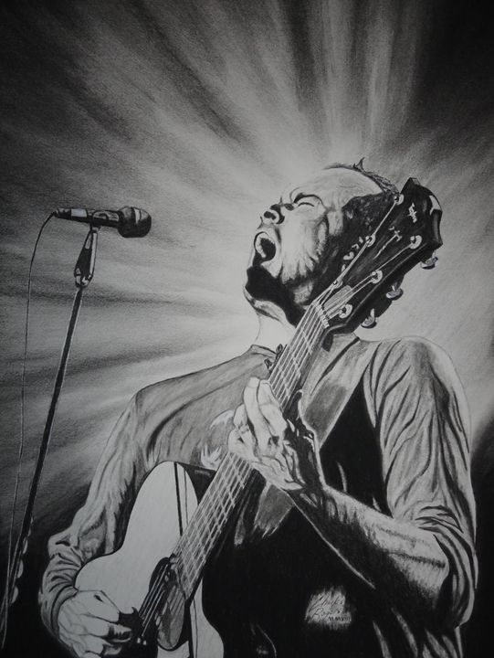 Dave Matthews - Native Texan Artistry/Charles Rogers