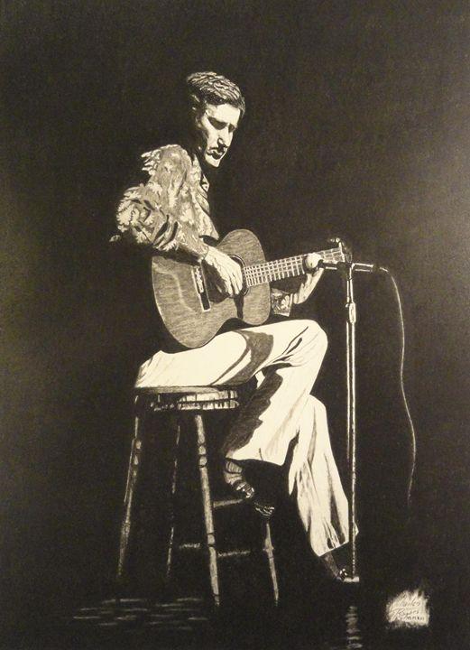 Chet Adkins 1975 - Native Texan Artistry/Charles Rogers