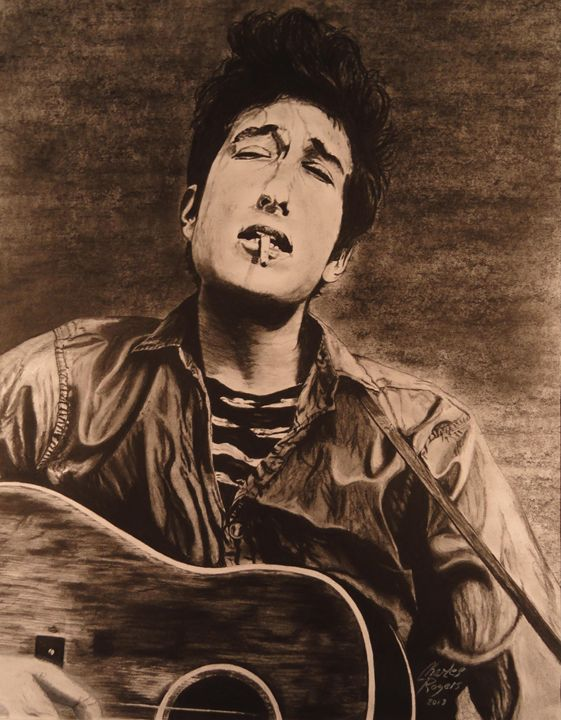 Dylan Early Days - Native Texan Artistry/Charles Rogers