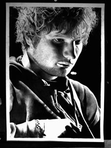 Ed Sheeran - Khay_arts