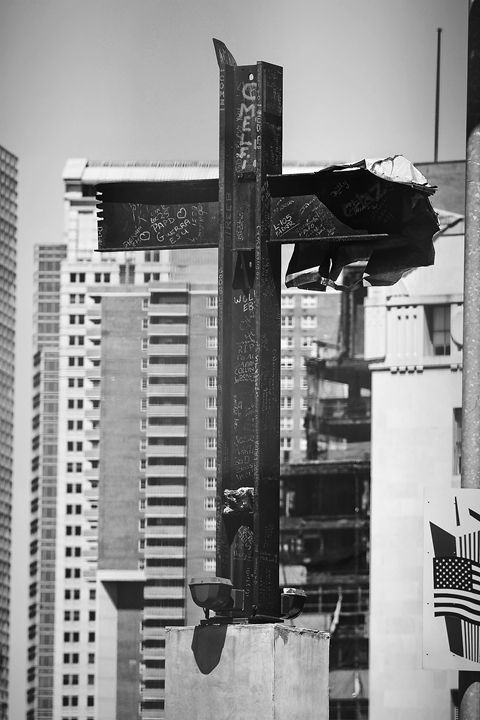 The Cross 9/11 - Wayne Jason Gilbert Photography