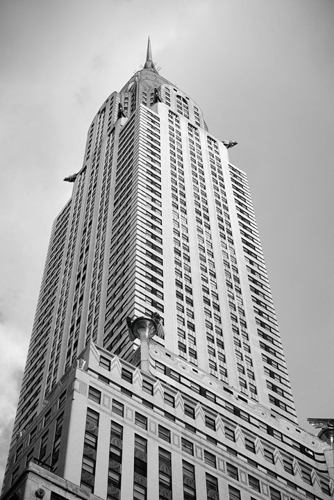 Chrysler Building - Wayne Jason Gilbert Photography