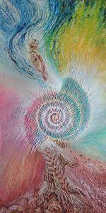 Rotating Spiral