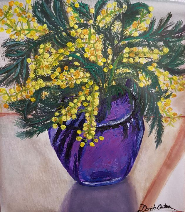 Mimose - Daniela Ciutan