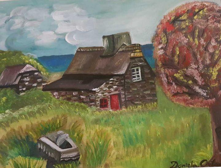 Countryside in England - Daniela Ciutan