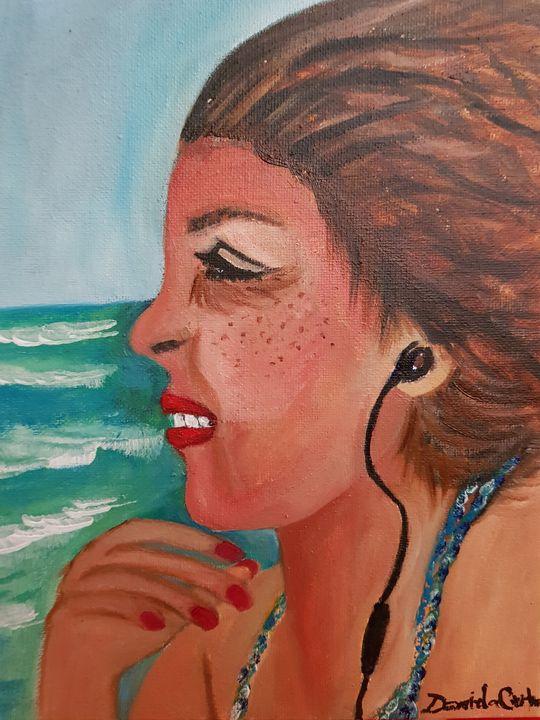 In the wind - Daniela Ciutan