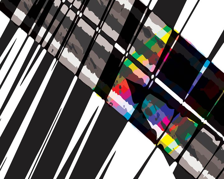 Almost Colored Pencil - Supranowicz