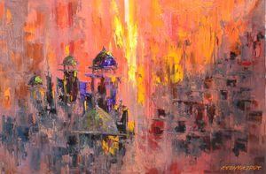 Islamic art Painting