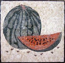 Watermelon mosaic - Mosaic Marble gallery
